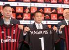 Yonghong Li in riserva: stampa inquieta sul futuro del Milan