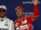 Hamilton-Vettel, ancora loro: domani lo scontro diretto