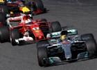 Un altro flop Ferrari: vince Hamilton, addio Mondiale