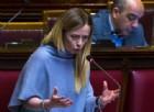 Rosatellum, Meloni: «La fiducia sarebbe uno scandalo indegno e FdI non resterebbe a guardare»