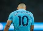 Manchester City: Aguero brucia le tappe e punta il Napoli