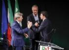 Renzi, Veltroni e Gentiloni festeggiano 10 anni di Pd. Ma di Prodi e minoranze dem neanche l'ombra