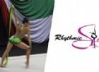 Rhytmic School la serie A per le atlete di Candelo