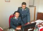 Due agenti della Guardia di Finanza