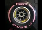 Pirelli dipinge di rosa le sue gomme per Austin