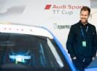 Vettel, cuore di fratello: Seb ai box tifa per Fabian