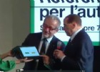 Berlusconi con Maroni per il Referendum, su Visco: «Nessuna meraviglia»
