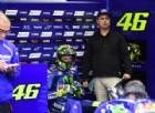 Solo due timori per Valentino Rossi: la pioggia e... la Yamaha