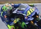 GP tosto per Valentino Rossi, tra spalla dolorante e rischio pioggia