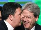 Bankitalia, Gentiloni: Rapporti col Pd? Ottimi. E Renzi gongola: lo retwitto