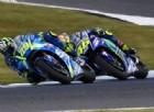 Valentino Rossi scatenato: solo un «pazzo» Iannone gli nega il trionfo