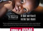 Doniamo un sorriso, la campagna che dona un po' di speranza ai bambini in difficoltà