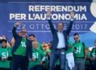 Referendum autonomia, Veneto e Lombardia pronte a trattare col Governo: «Vogliamo i 9/10 delle tasse»