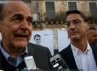 Bersani: «La destra sta vincendo da tre anni grazie a Renzi»