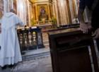 Tenta di rubare le offerte in chiesa