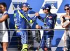 Valentino Rossi: «Restiamo umili». E Vinales sfida Dovizioso