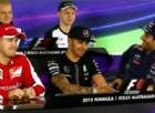 Vettel e Hamilton corteggiano lo stesso compagno: Ricciardo