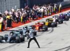 L'ultima proposta shock: la F1 diventa a trazione integrale?