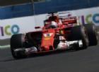 Ferrari, si rompe pure l'estintore! Vettel dietro, ma vicino