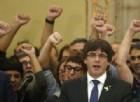 Spagna spaccata a metà: nasce la Repubblica di Catalogna