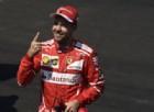 Vettel non molla: pole position d'orgoglio