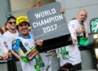 Italia iridata con Morbidelli, erede di Valentino Rossi e Simoncelli