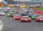 La stagione del Ferrari Challenge si chiude con le finali mondiali