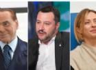 Salvini, Berlusconi e Meloni hanno la vittoria in pugno. Ecco il sondaggio che condanna il Pd