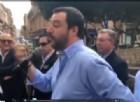 Salvini: «In Sicilia sarà battaglia fra noi e M5s, ogni voto conta»