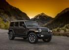 Ecco la prima immagine della nuova Jeep Wrangler