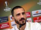 Bonucci indovina la diagnosi dei mali del Milan