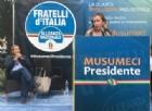 Sicilia, Musumeci ha praticamente vinto. Mentana: centrodestra assume sempre più le fattezze di Meloni