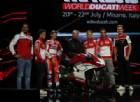 Ducati World Premiere 2018, la Rossa svela le sue novità