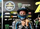 Il campione junior torna nel Mondiale con il team Sky Vr46