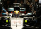 Ancora Hamilton: doppietta Mercedes, Ferrari in ritardo