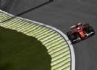 Vettel in difficoltà: «Dura star dietro alle Mercedes»