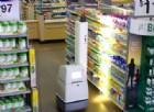Walmart testa robot per scansionare gli scaffali, ma garantisce: «L'uomo resterà»