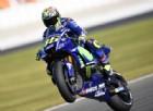 Valentino Rossi, con questa Yamaha il 7° posto è già un'impresa