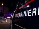 I carabinieri hanno disarmato e arrestato l'uomo