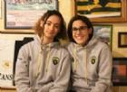 Fabiola Tosetti, sinistra, e Matilde Pelando (foto Valeria Cavallo)