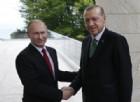 Russia, Turchia e Iran vogliono una soluzione politica per la Siria