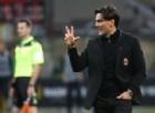 Milan, Montella: «A Napoli per i 3 punti»