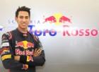 Il team (italiano) campione di F2 ingaggia l'indonesiano della Toro Rosso
