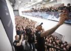 Hamilton festeggia con la Mercedes: «Il mio titolo più bello»