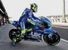 Iannone torna davanti a tutti: «La Suzuki sta migliorando»