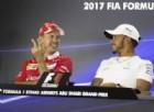 Hamilton-Vettel, l'ultimo duello è in conferenza stampa
