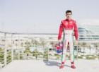 Leclerc, l'ultima in F2 prima della promozione in F1