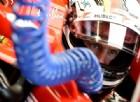 Vettel prepara il gran finale: Ferrari subito più veloce