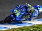 Iannone primo, ma più lento della Superbike. Debutta la nuova Ducati