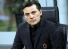 Milan: i paradossi di Montella e la pazienza dei tifosi